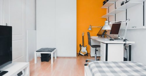furnished room for rent in a home