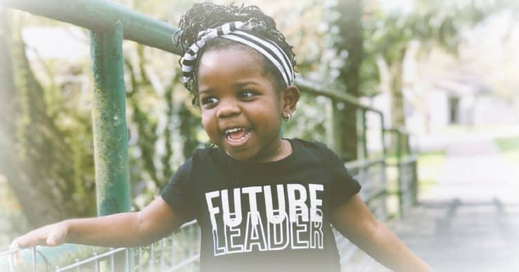 kids are our future leaders